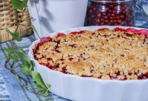 Пирог с брусникой - фото шаг 6