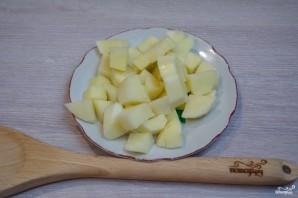 Куриный суп с лапшой - фото шаг 5