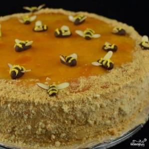 Медовый торт - фото шаг 15