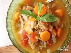 Суп для похудения из капусты - фото шаг 5