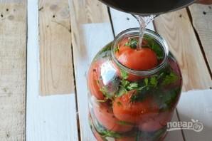 Малосольные помидоры по-грузински - фото шаг 9