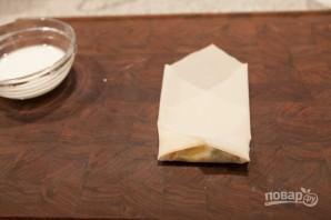 Мясо в рисовой бумаге - фото шаг 9