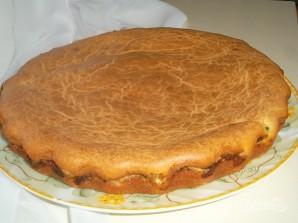Пирог с луком и яйцами - фото шаг 15