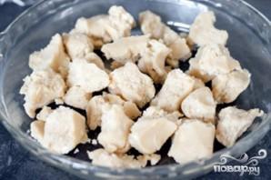 Пирог с малиной и ванильным кремом - фото шаг 2