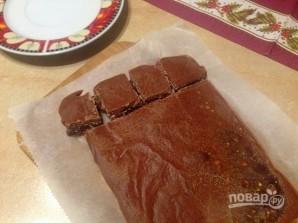 Диетический шоколад с орешками - фото шаг 8