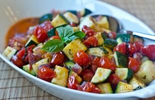 Овощи соте - фото шаг 5