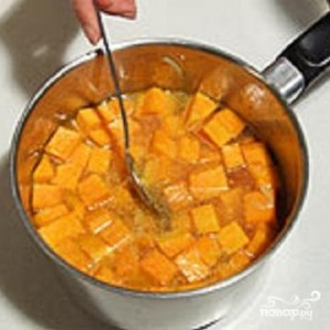 Суп-пюре из тыквы - фото шаг 2