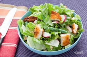 Салат с курицей - фото шаг 7