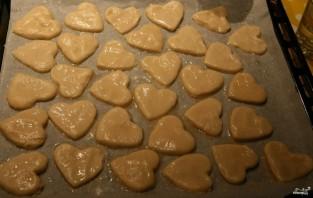 Быстрое постное печенье - фото шаг 4