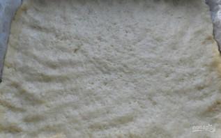 Яблочный пирог из творожного теста - фото шаг 5