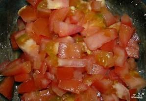 Свинина с фасолью в горшочках - фото шаг 4