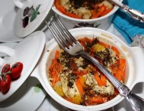 Жаркое из индейки с картошкой - фото шаг 4