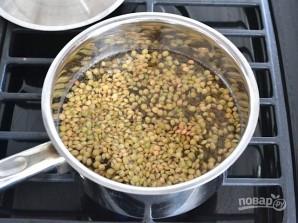 Чечевица (рецепт каши) - фото шаг 1