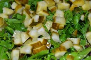 Салат с соленьями - фото шаг 3