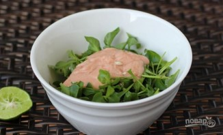 Салат из креветок - фото шаг 2
