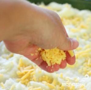 Картофельный пирог с соусом - фото шаг 4