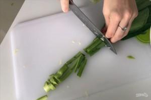 Горячий тайский салат - фото шаг 1
