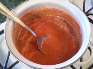 Клубничный соус - фото шаг 7