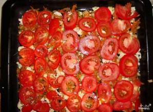 Цветная капуста с яйцом и помидорами - фото шаг 4