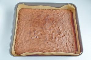 Шоколадные пирожные со вкусом миндаля - фото шаг 12