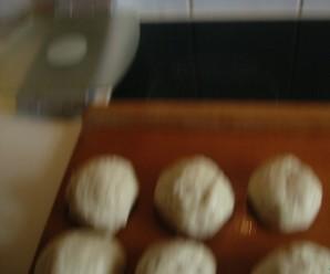Лепешки с мясом - фото шаг 3