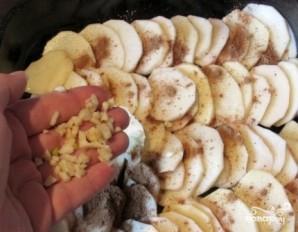Картофельный гратен с сыром и сливками - фото шаг 5