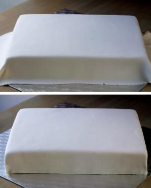 """Торт """"Планшет"""" - фото шаг 8"""