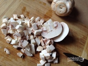 Суп грибной с перловкой - фото шаг 9