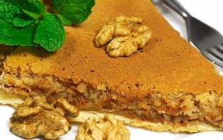 Пирог с яблочным пюре - фото шаг 4