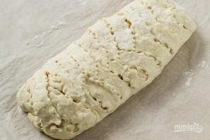 Сырный пирог с крабовыми палочками - фото шаг 6