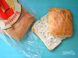 Бутерброды на сковороде с сыром и шпинатом - фото шаг 4