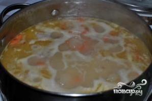 Капустный суп - фото шаг 8