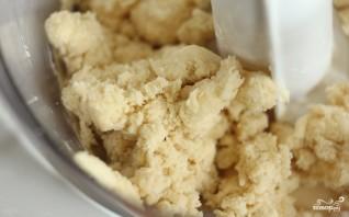 Печенье с халвой - фото шаг 2
