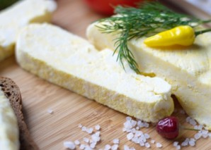 Сыр в мультиварке в домашних условиях - фото шаг 6