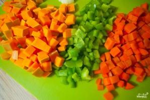 Овощи припущенные - фото шаг 1