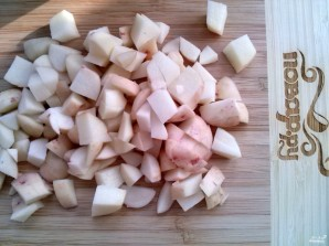 Суп из крапивы с яйцом - фото шаг 1