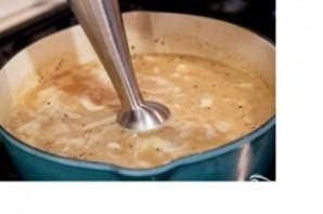 Картофельный суп с беконом - фото шаг 8