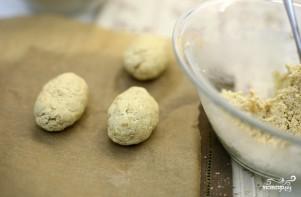 """Пирожное """"Картошка"""" из бисквита - фото шаг 6"""