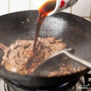 Говядина с брокколи - фото шаг 10