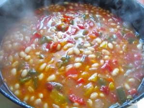 Индейка, тушенная с помидорами и чесноком - фото шаг 6