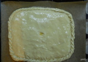 Вкуснейший сырный пирог - фото шаг 8