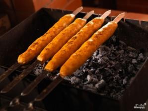 Люля-кебаб из картофеля - фото шаг 5