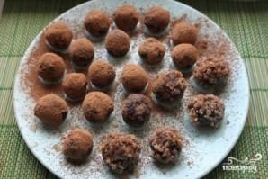 Веганские конфеты из сухофруктов - фото шаг 6