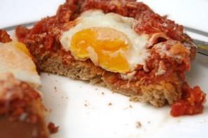 Яйца в томатном соусе - фото шаг 4
