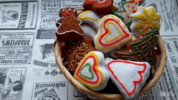 Глазурь для имбирного печенья - фото шаг 3