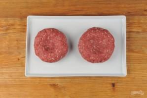 Умами бургер - фото шаг 3
