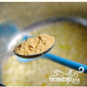 Суп с сыром Чеддер - фото шаг 5
