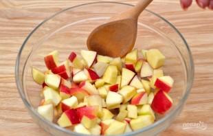 Салат с сельдереем стеблевым - фото шаг 1