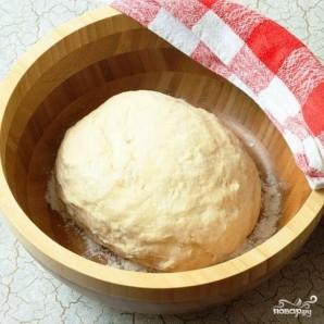 Открытый сливовый пирог - фото шаг 3
