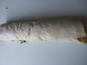 Лаваш с колбасой - фото шаг 4